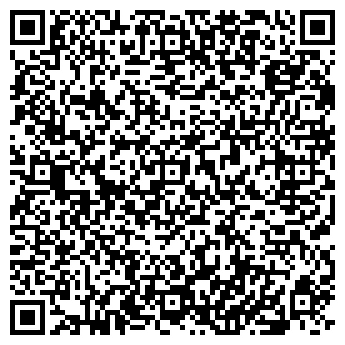 QR-Code: Kontaktinformationen